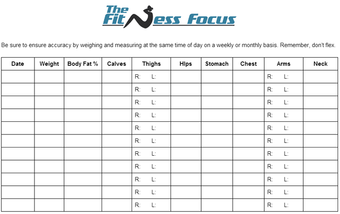 Measurement-Tracking-with-Body-Fat-Percentage