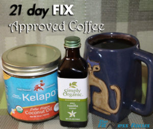 21 Day Fix Diet Approved Coffee