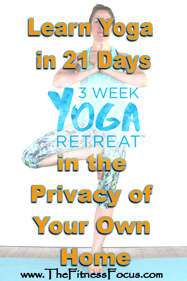 I didn't know if it would really be possible to learn yoga at home as a complete beginner. The 3 Week Yoga Retreat is a carefully designed yoga program to teach you the basic and some more advanced yoga moves. #yoga #beachbody